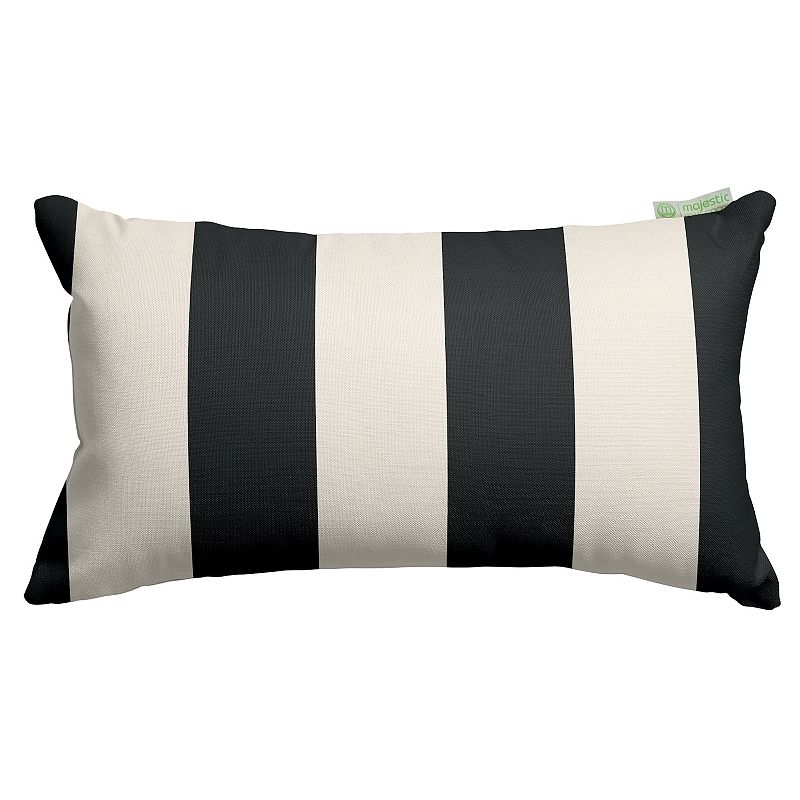 Kohls Black Decorative Pillow : Black Stripe Pillow Kohl s