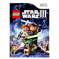 LEGO Star Wars III: The Clone Wars for Nintendo Wii