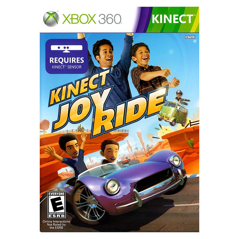 Kinect Joy Ride for Xbox 360