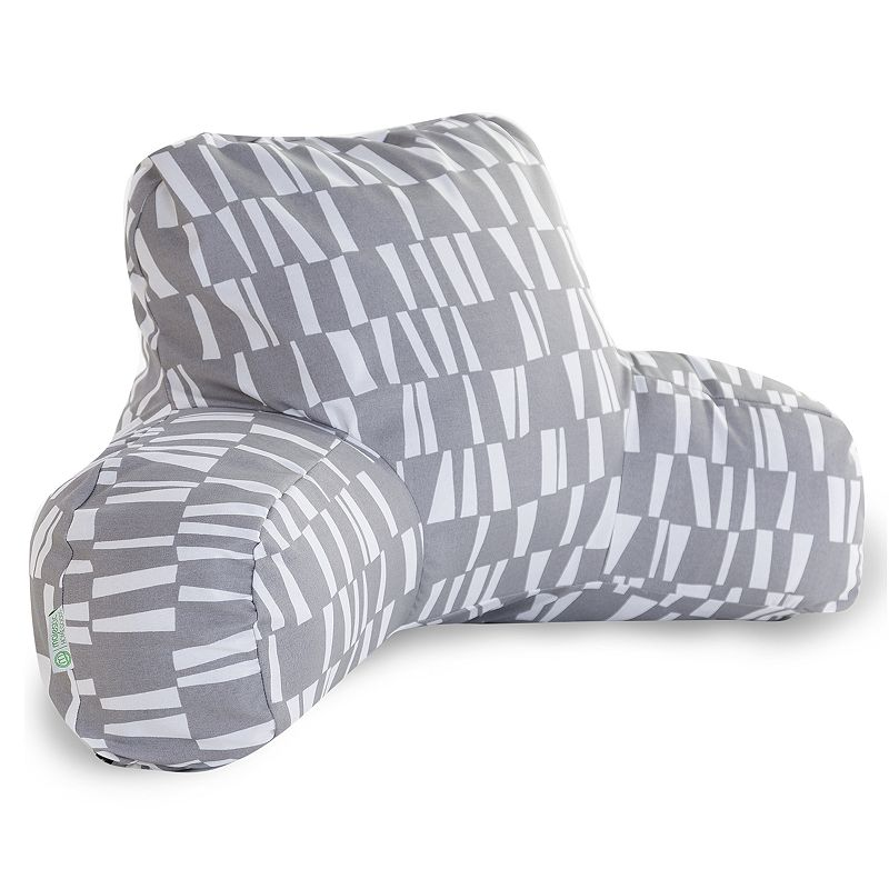 Majestic Home Goods Sticks Indoor Outdoor Reading Pillow