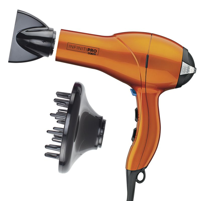 Conair Infiniti Pro Hair Dryer, Orange