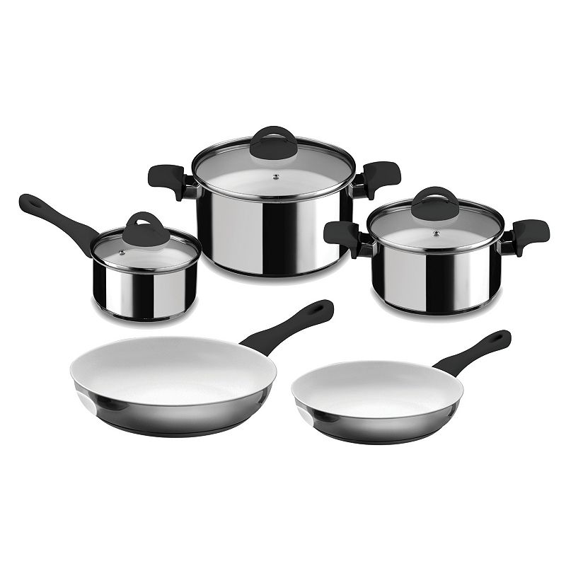 Mepra 8-pc. Nonstick Ceramic Cookware Set