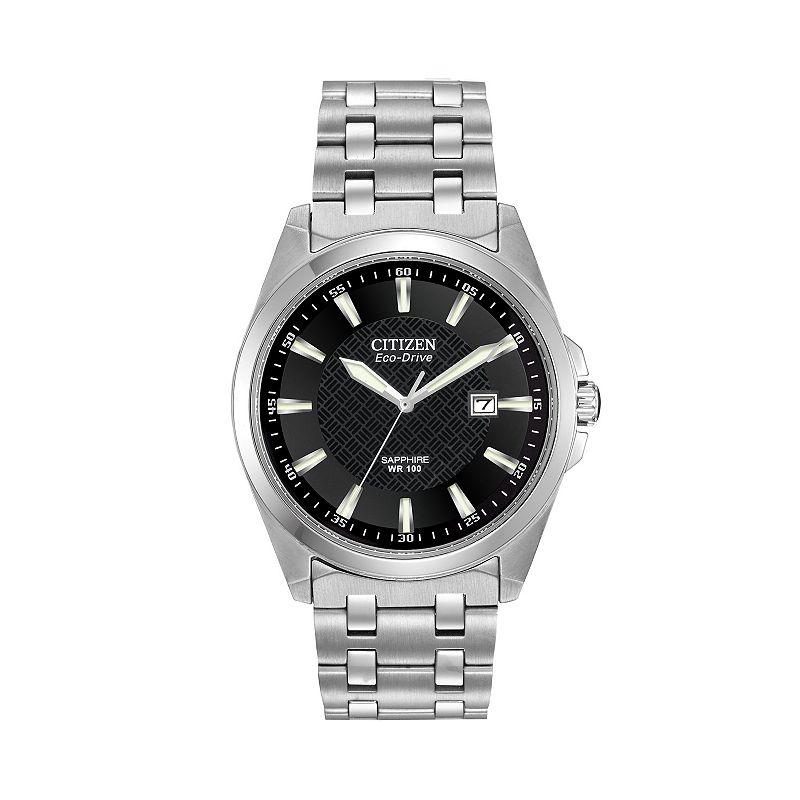 Citizen Men's Eco-Drive Corso Stainless Steel Watch - BM7100-59E