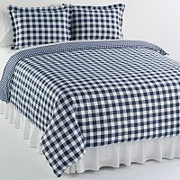 Elite Home Products Harvard 3-pc. Duvet Cover Set - King