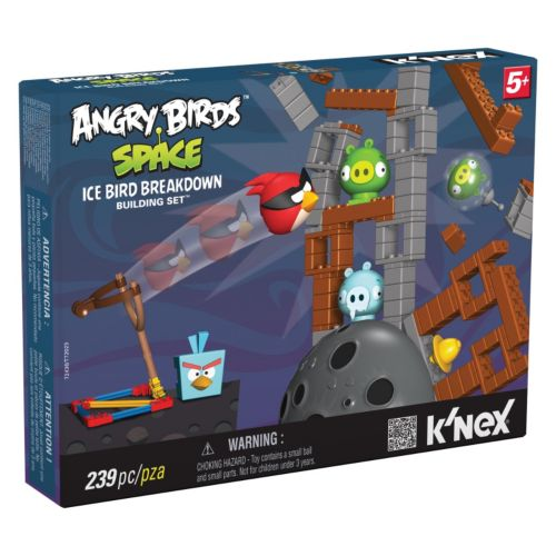 Angry Birds Space Ice Bird Breakdown Set by K'NEX