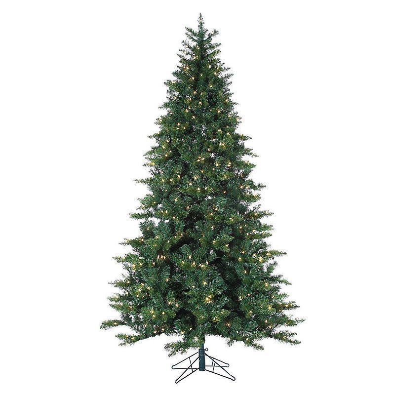 Sterling 7 1/2-ft. Longwood Pine Pre-Lit Artificial Christmas Tree - Indoor