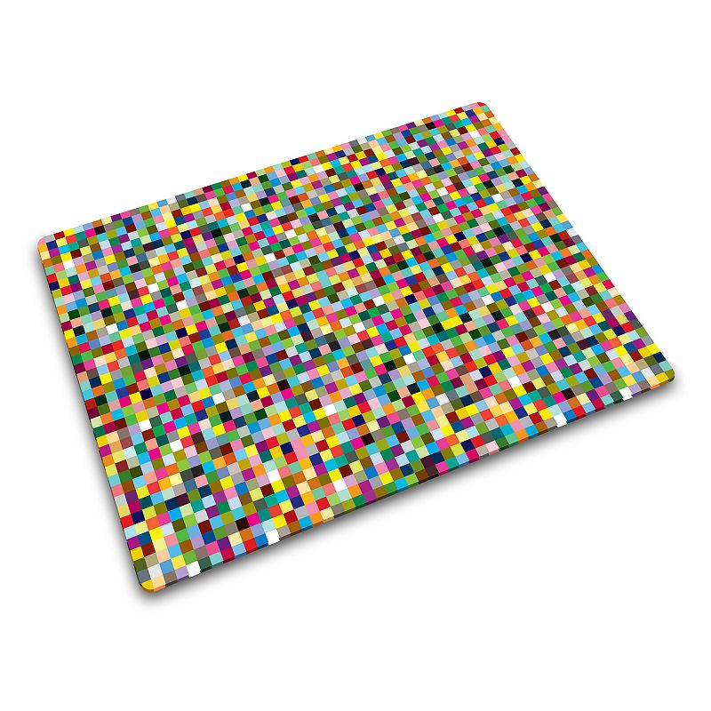 Joseph Joseph Mini Mosaic Glass Chopping Board