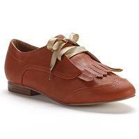 Sacred Heart Takara Women's Wingtip Shoes