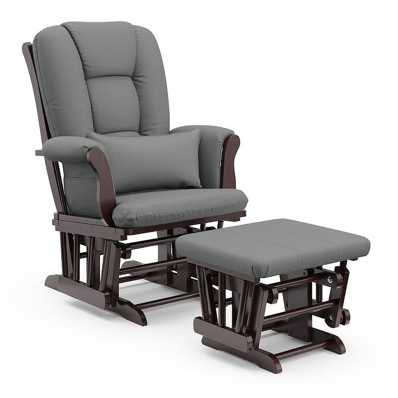 Stork Craft Tuscany Glider Chair & Ottoman