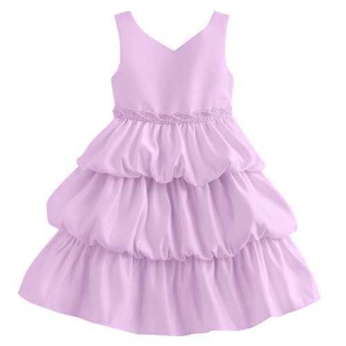 Princess Faith Tiered Dress - Toddler