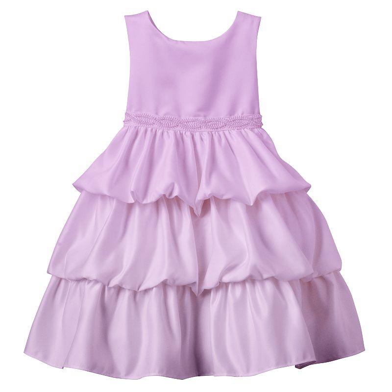 Girls 4-6x Princess Faith Tiered Dress