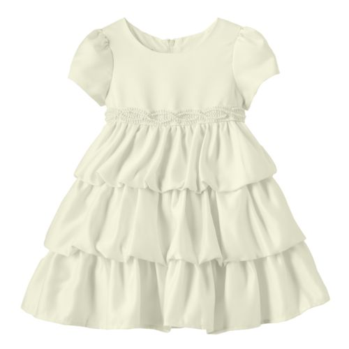 Princess Faith Tiered Dress - Baby