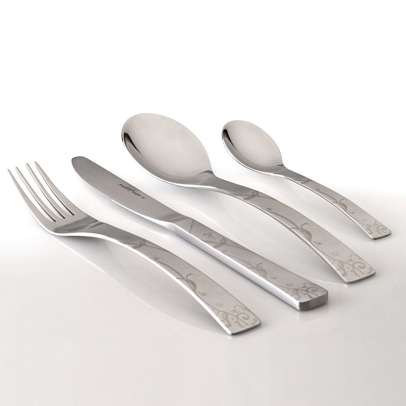 BergHOFF Auriga 18/10 Stainless Steel 24-pc. Flatware Set