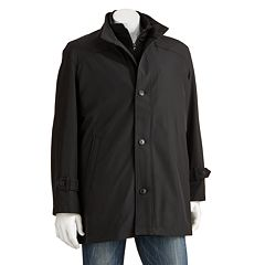 Men's Jean-Paul Germain Classic-Fit 36-in. Rain Jacket
