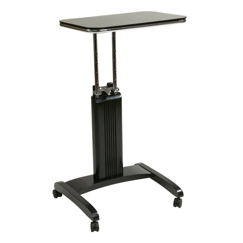Office Star Products Precision Laptop Stand, Black