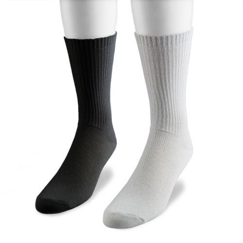 MUK LUKS 4-pk. Athletic Crew Socks - Men