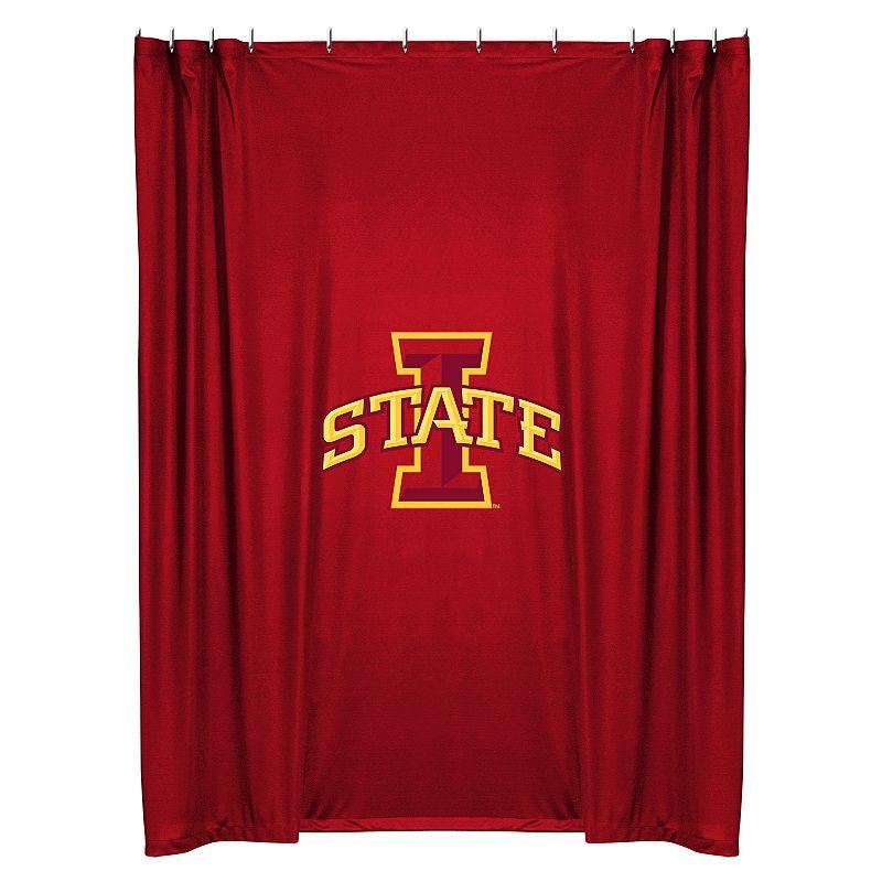 Iowa State Cyclones Shower Curtain