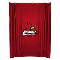 Louisville Cardinals Shower Curtain
