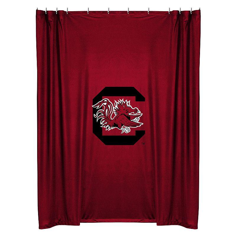 South Carolina Gamecocks Shower Curtain