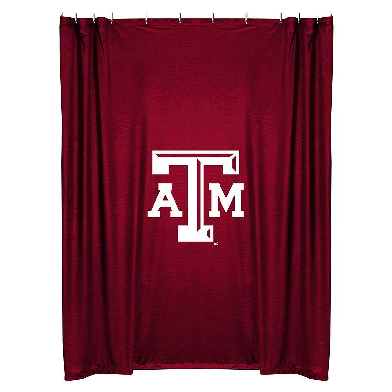 Texas AandM Aggies Shower Curtain