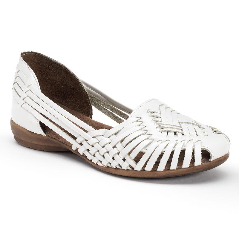 NaturalSoul by naturalizer Grandeur Women's Fisherman Shoes