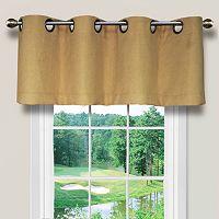 Spencer Mika Basketweave Window Valance - 54