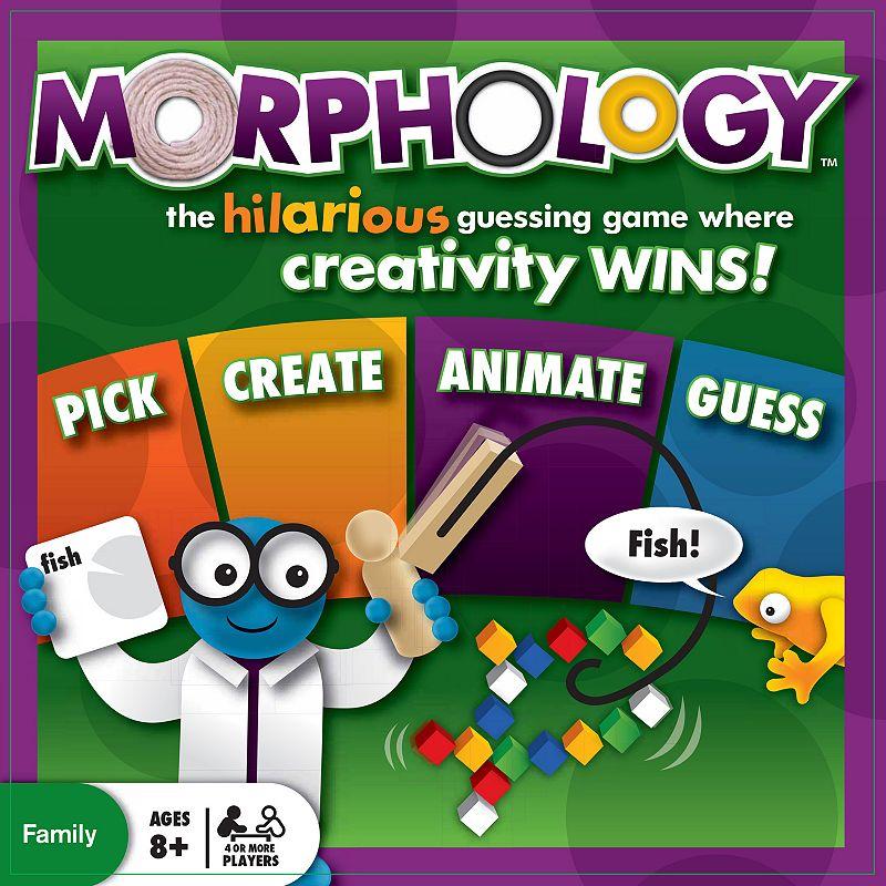 Morphology Game by PlaSmart
