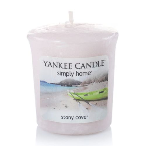 Yankee Candle simply home Stony Cove Soy Votive Candle