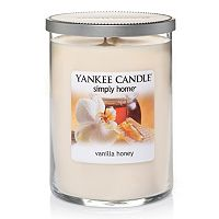 Yankee Candle simply home 19-oz. Vanilla Honey Soy Tumbler Jar Candle