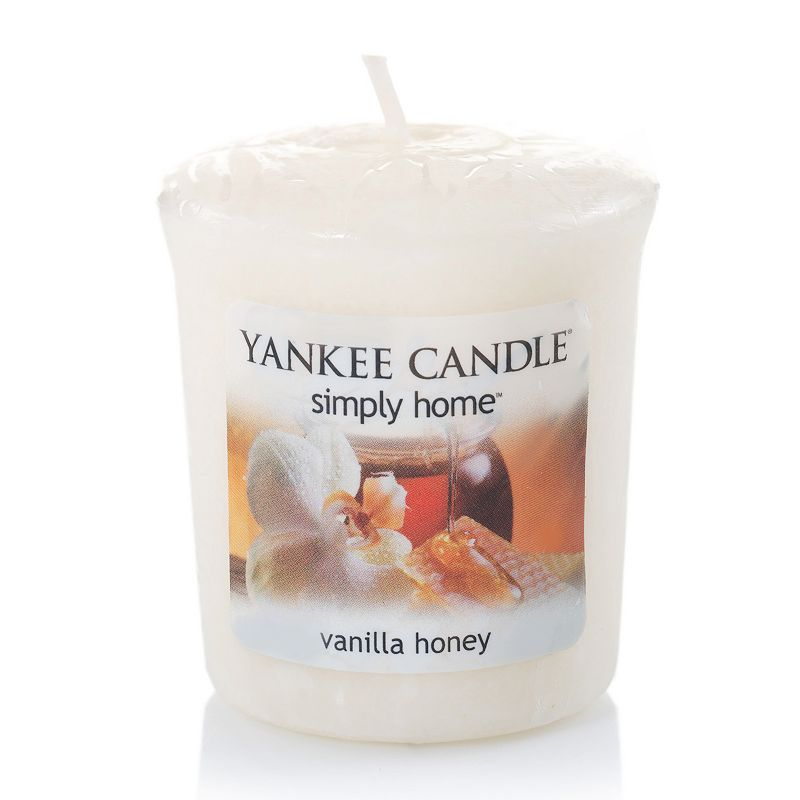 Yankee Candle simply home Vanilla Honey Soy Votive Candle
