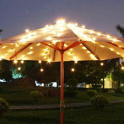 SONOMA Goods for Life Shooting Stars Umbrella String Lights