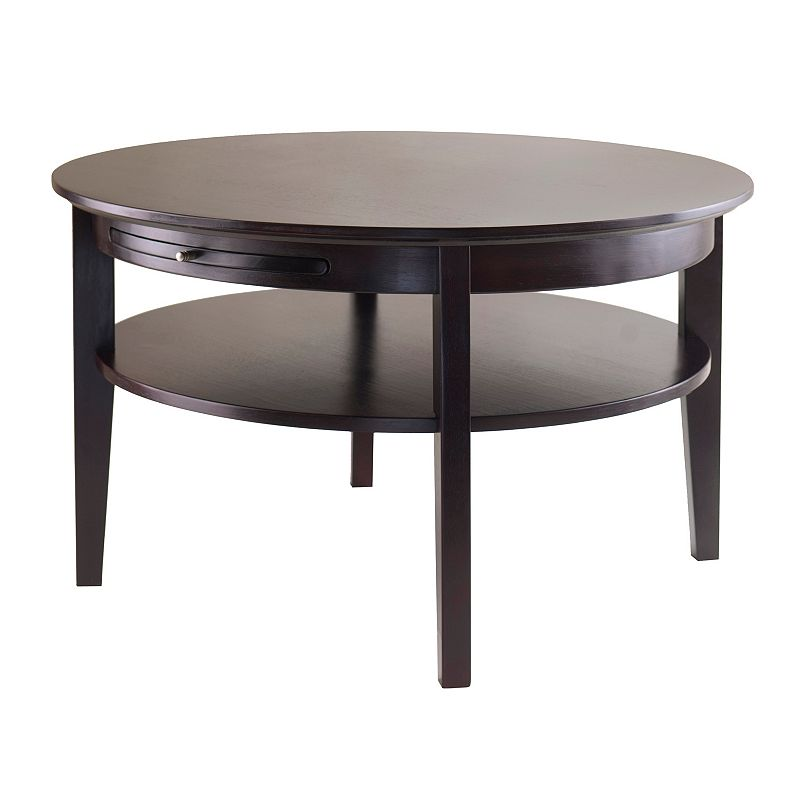 Winsome Amelia Round Coffee Table