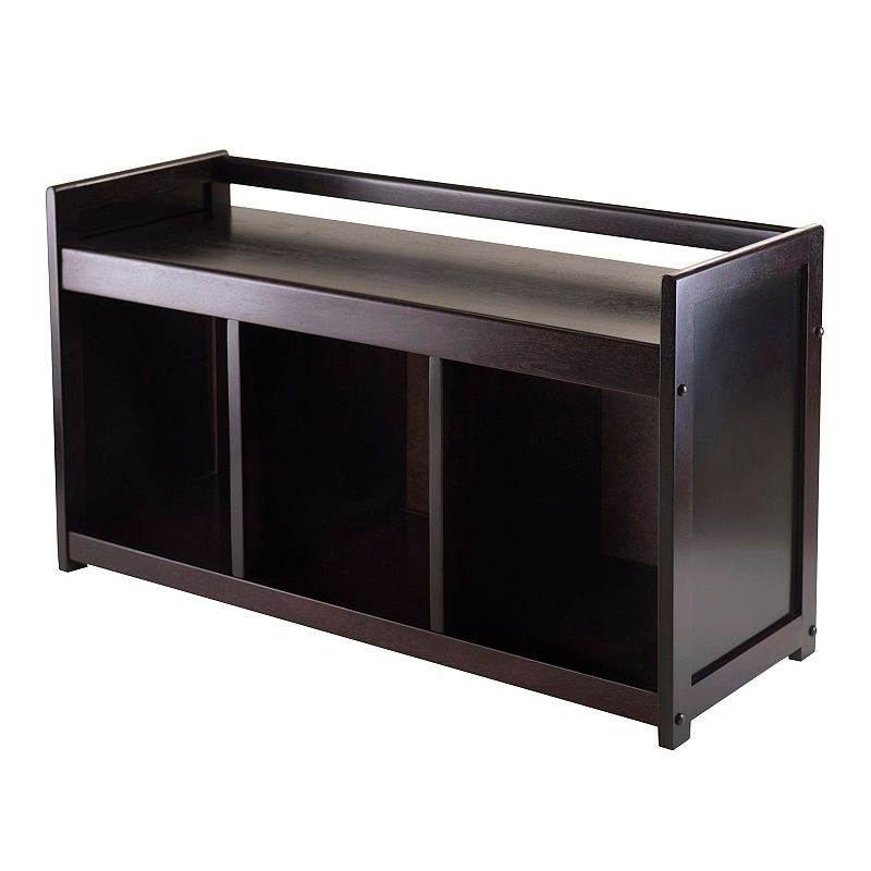 Winsome Addison Storage Bench