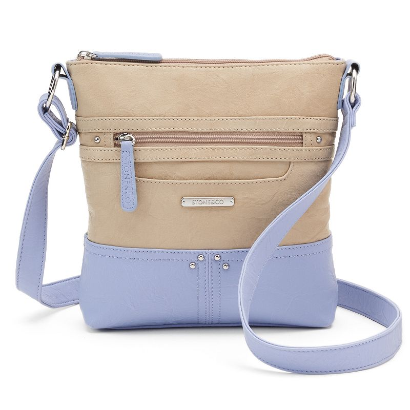 Stone and Co. Lydia Leather Crossbody Bag