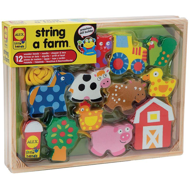 ALEX String a Farm Set