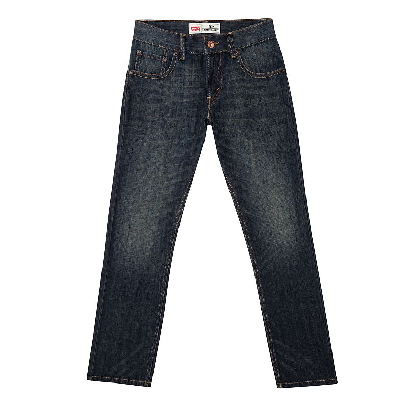 Boys 8-20 Levi's 513 Slim-Straight Jeans