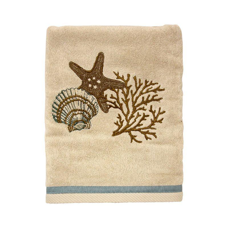 Coastal Moonlight Bath Towel