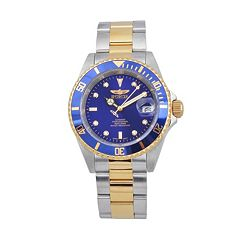 Invicta Men's Pro Diver Two Tone Stainless Steel Automatic Watch KH-IN-8928