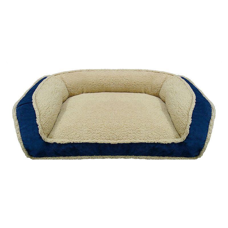 bolster dog bed kohl 39 s. Black Bedroom Furniture Sets. Home Design Ideas
