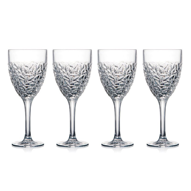 Celebration Crystal Ice Cold 4-pc. Wine Glass Set