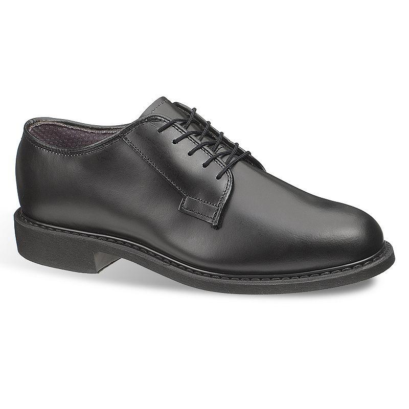 Bates Leather Uniform Men's Oxford Shoes