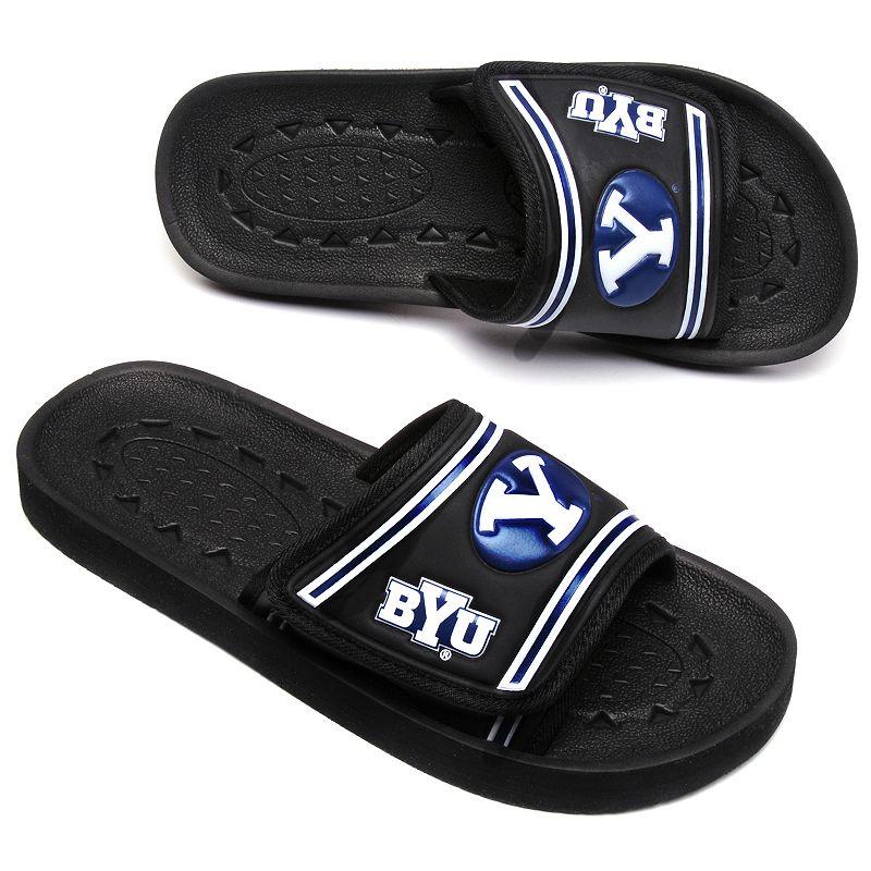 Adult BYU Cougars Slide Sandals