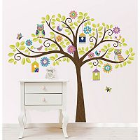 WallPops Hoot & Hangout Wall Decals