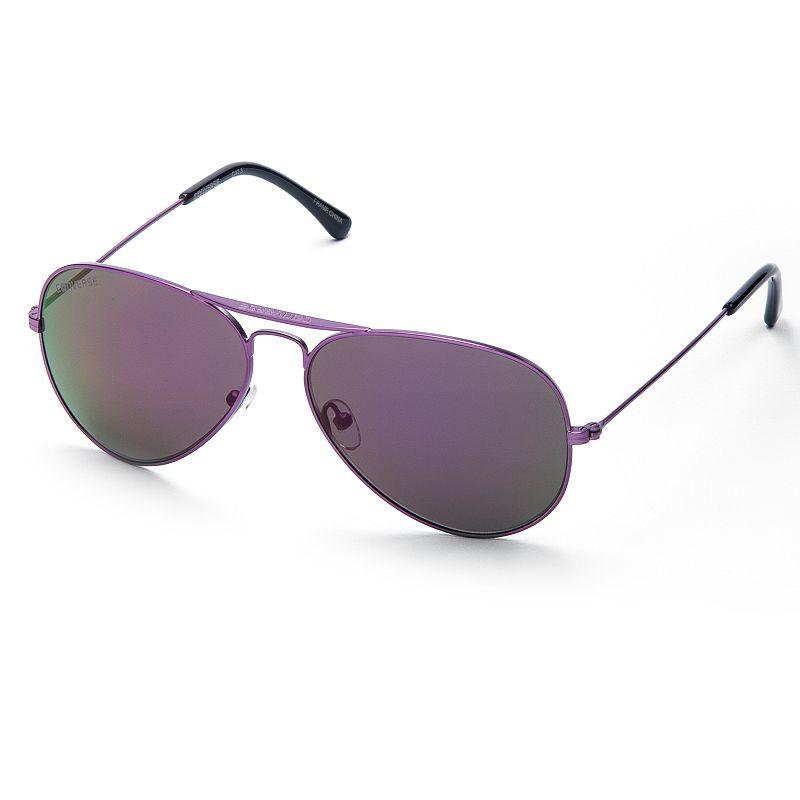 Converse Polarized Aviator Sunglasses