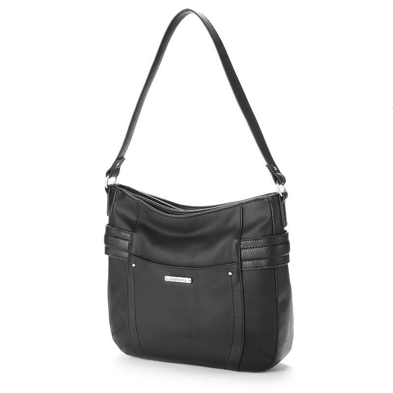 Stone and Co. Joline Leather Shoulder Bag