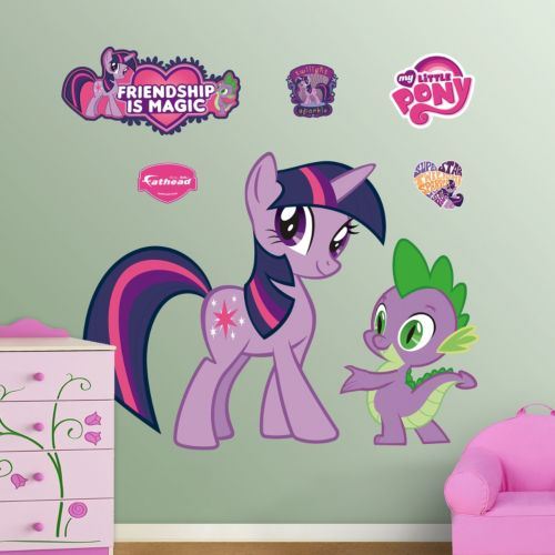 Fathead My Little Pony Wall Decals