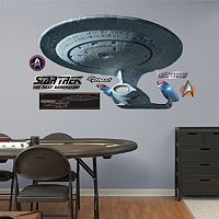 Fathead Star Trek U.S.S. Enterprise NCC-1701-D Wall Decals