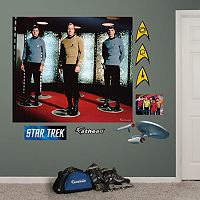 Fathead Star Trek The Original Series Crew Wall Decals
