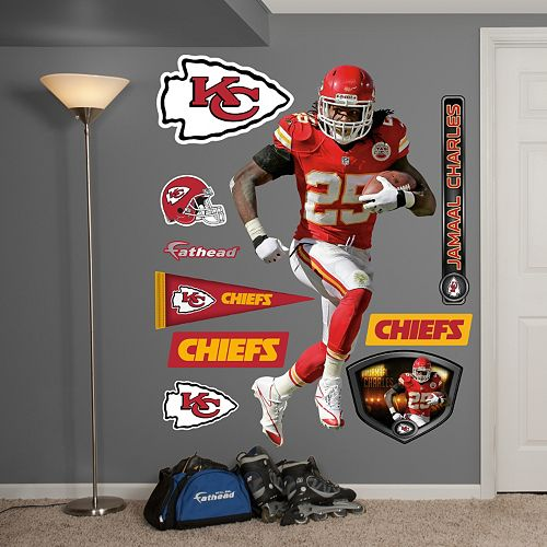 Top Nike Kansas City Chiefs #25 Jamaal Charles Drift Fashion Red Elite  free shipping