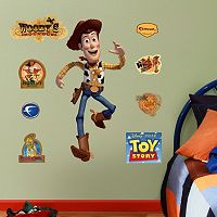 Disney / Pixar Toy Story Woody Wall Decals by Fathead
